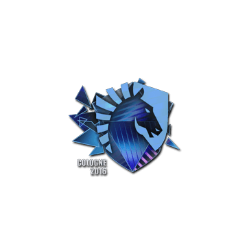 Sticker Team Liquid (Holo) | Cologne 2016