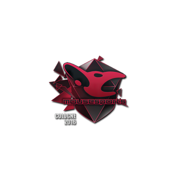 Sticker mousesports | Cologne 2016
