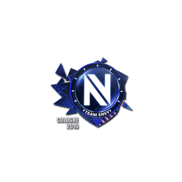 Sticker Team EnVyUs (Holo) | Cologne 2016