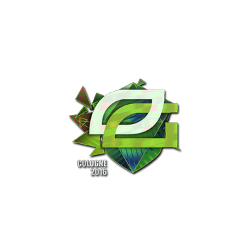 Sticker OpTic Gaming (Holo) | Cologne 2016