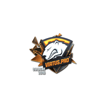 Sticker Virtus.Pro (Foil) | Cologne 2016