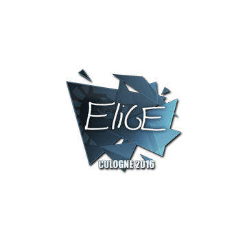 Sticker EliGE | Cologne 2016