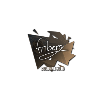 Sticker friberg | Cologne 2016