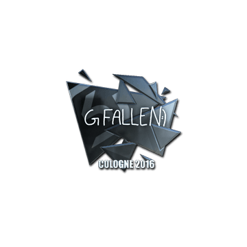 Sticker FalleN (Foil)   Cologne 2016