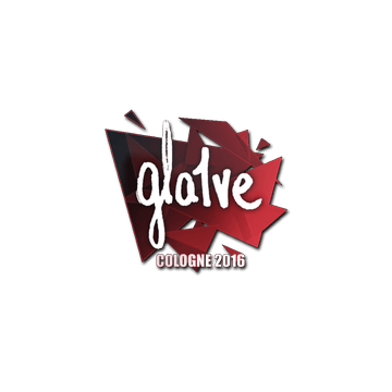 Sticker gla1ve | Cologne 2016
