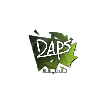Sticker daps | Cologne 2016