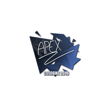 Sticker apEX | Cologne 2016