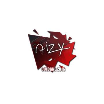 Sticker aizy | Cologne 2016