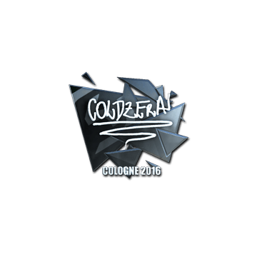 Sticker coldzera (Foil) | Cologne 2016