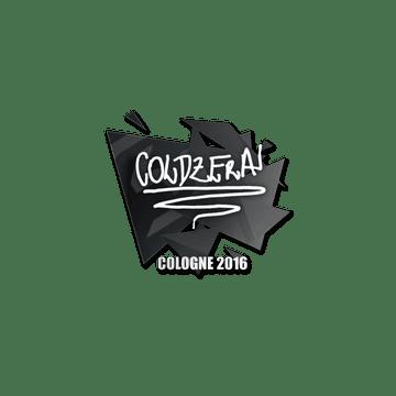 Sticker coldzera | Cologne 2016