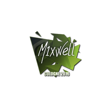Sticker MIXWELL | Cologne 2016