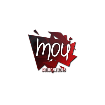Sticker | mou | Cologne 2016