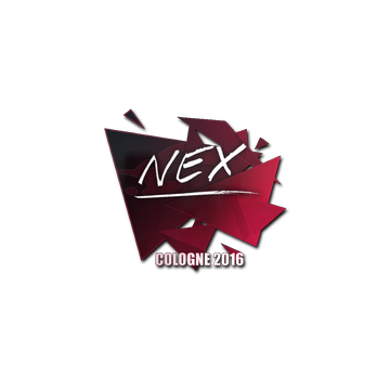 Sticker nex | Cologne 2016