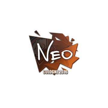 Sticker NEO | Cologne 2016