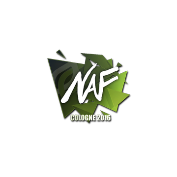 Sticker NAF | Cologne 2016