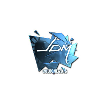 Sticker jdm64 (Foil) | Cologne 2016