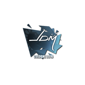 Sticker jdm64 | Cologne 2016