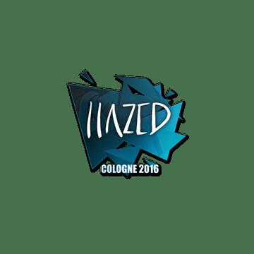 Sticker hazed | Cologne 2016