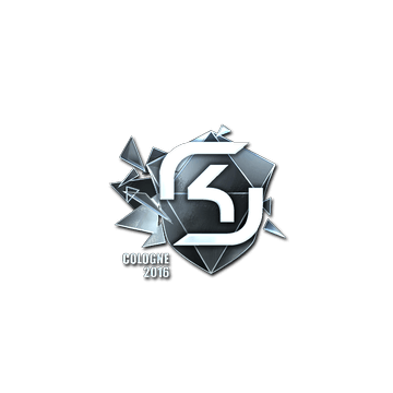 Sticker | SK Gaming (Foil) | Cologne 2016