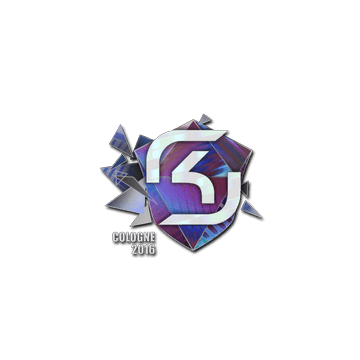 Sticker SK Gaming (Holo) | Cologne 2016