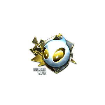 Sticker | Team Dignitas (Foil) | Cologne 2016
