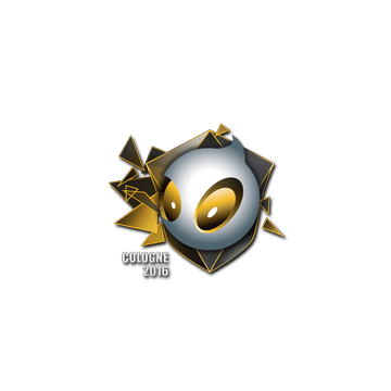 Sticker Team Dignitas | Cologne 2016