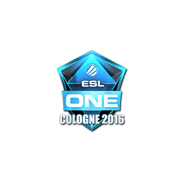 Sticker ESL (Foil) | Cologne 2016