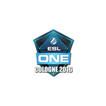 Sticker ESL | Cologne 2016