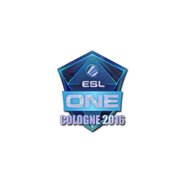 Sticker ESL (Holo) | Cologne 2016