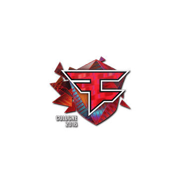 Sticker FaZe Clan (Holo) | Cologne 2016