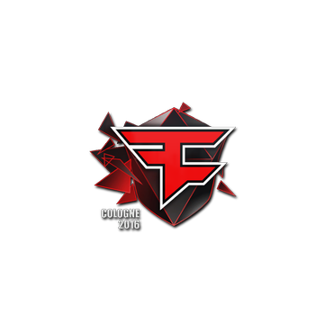 Sticker | FaZe Clan | Cologne 2016