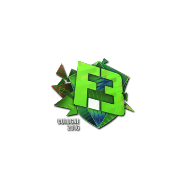 Sticker Flipsid3 Tactics (Holo) | Cologne 2016