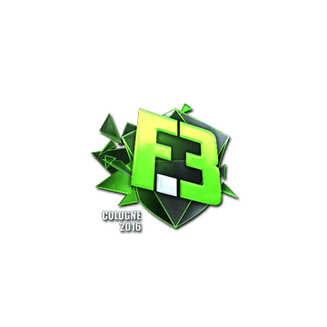 Sticker Flipsid3 Tactics (Foil) | Cologne 2016