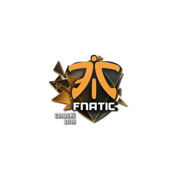 Sticker Fnatic | Cologne 2016