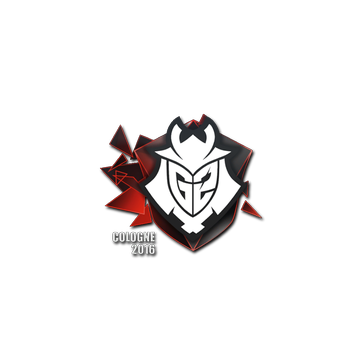 Sticker G2 Esports | Cologne 2016