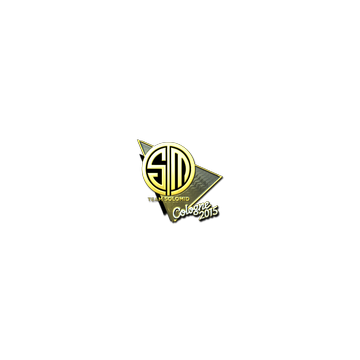 Sticker Team SoloMid (Foil) | Cologne 2015