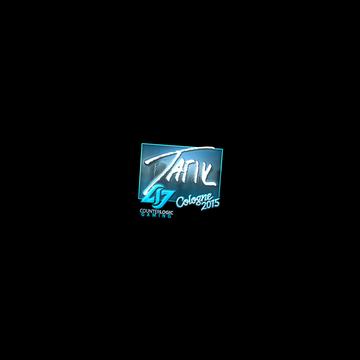 Sticker | tarik (Foil) | Cologne 2015