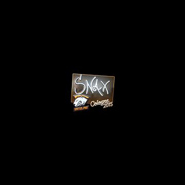 Sticker   Snax (Foil)   Cologne 2015