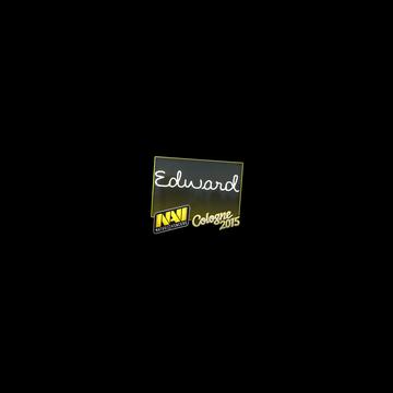 Sticker Edward   Cologne 2015