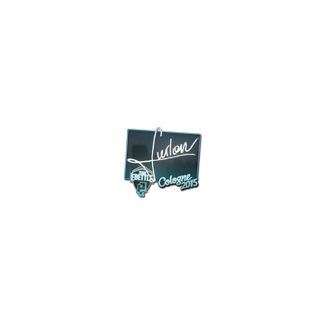 Sticker Furlan   Cologne 2015