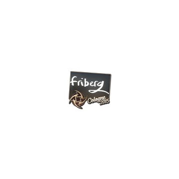 Sticker friberg | Cologne 2015