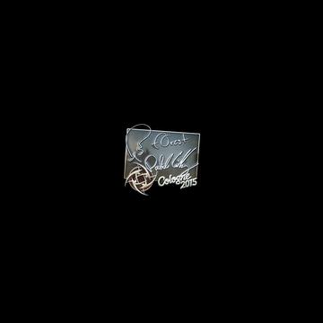 Sticker f0rest (Foil) | Cologne 2015