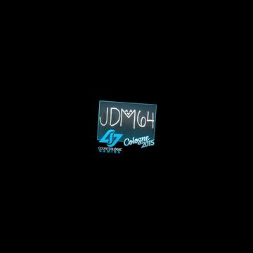 Sticker jdm64 | Cologne 2015