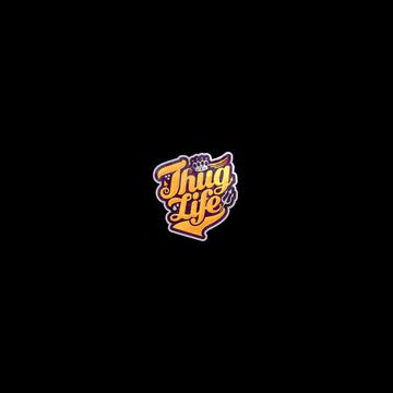 Sticker Thug Life