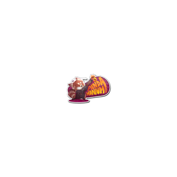 Sticker   Pandamonium