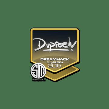Sticker dupreeh | Cluj-Napoca 2015