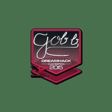 Sticker gob b | Cluj-Napoca 2015
