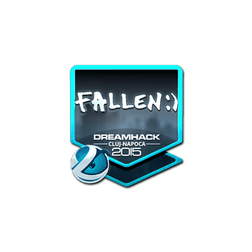 Sticker FalleN (Foil) | Cluj-Napoca 2015
