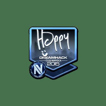 Sticker Happy (Foil) | Cluj-Napoca 2015
