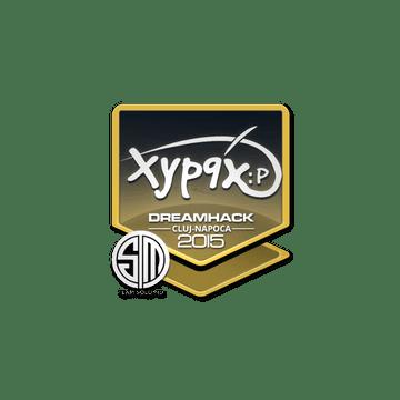 Sticker Xyp9x | Cluj-Napoca 2015